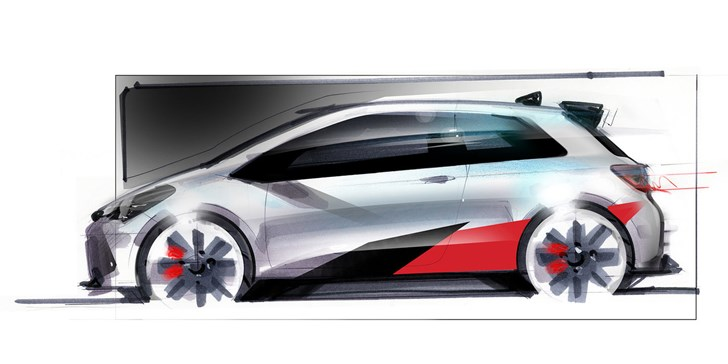 Toyota Confirms Incoming Yaris Hot Hatch