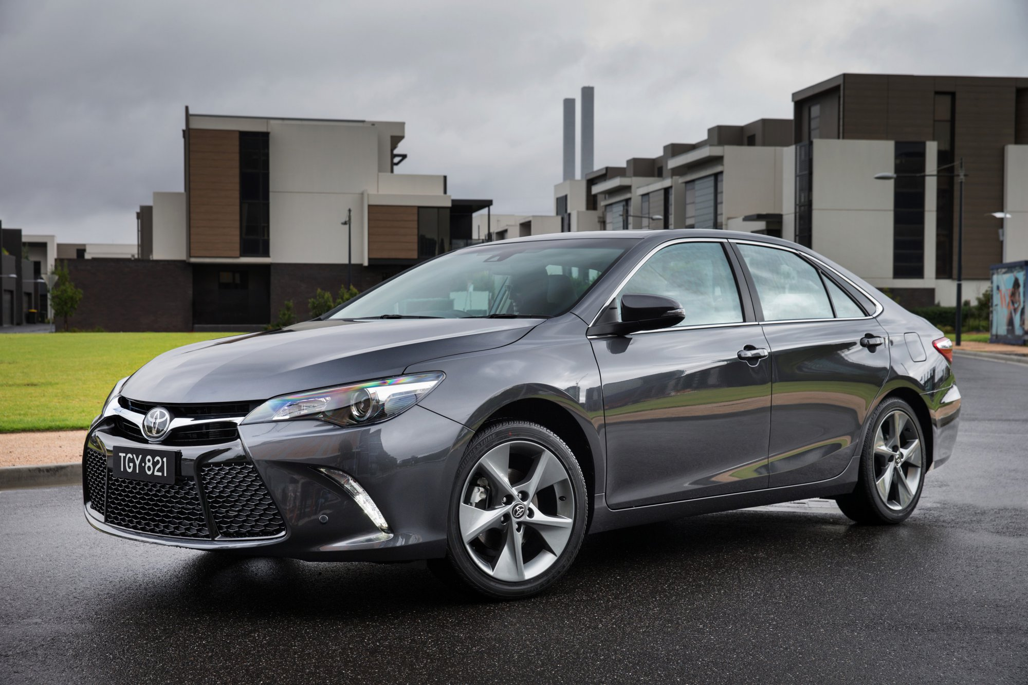 Australia Camry 2018 >> Review - 2016 Toyota Camry - Review
