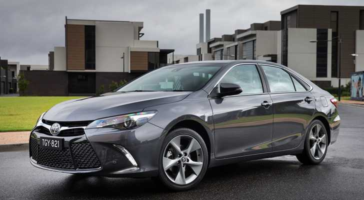 2011 toyota camry sportivo specifications