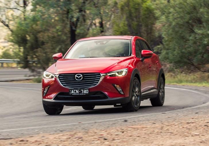 2016 Mazda CX-3 - Australia