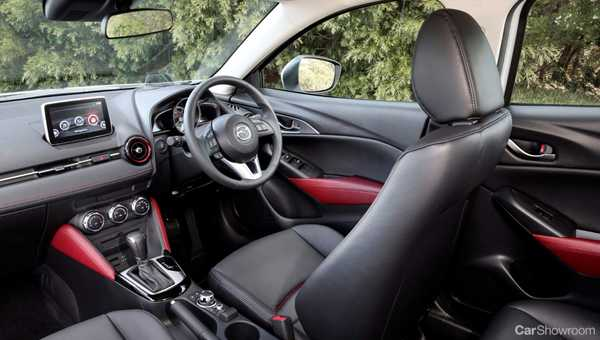 Review - 2016 Mazda CX-3 - Review