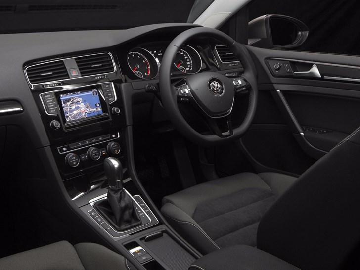 2016 Volkswagen Golf TSI MK7