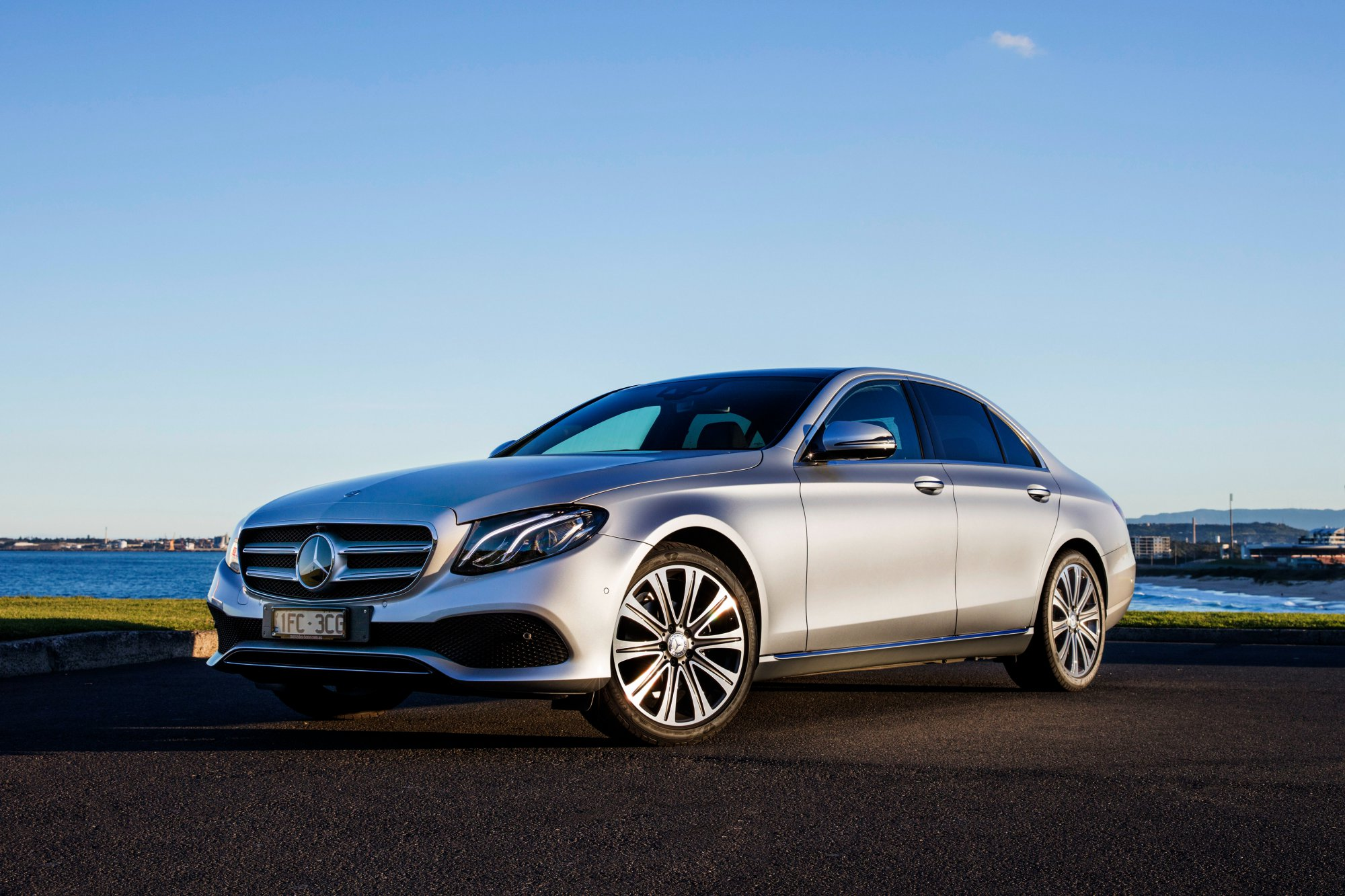 Review 2016 Mercedes Benz E Class Review