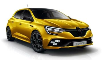 'Leaked' 2018 Megane RenaultSport