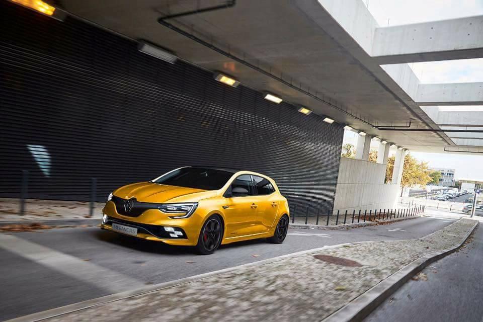2018 renault megane sport. Beautiful Sport 2018 Megane RenaultSport U0027 In Renault Megane Sport