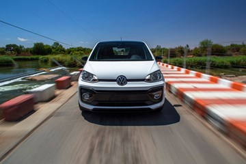 Volkswagen's Little up! Confirmed To Gain GTI Variant