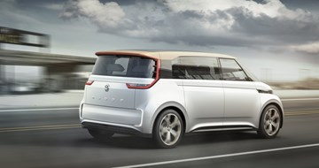 Volkswagen's Next Microbus To Be Electric