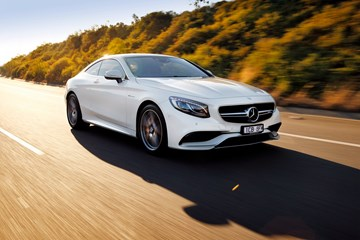 Mercedes-Benz Recalls 41 S-Class Coupe's Over Seatbelt Jam