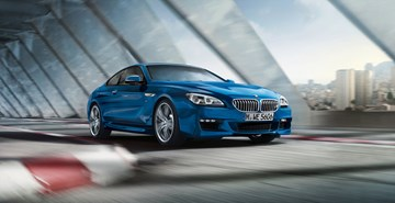 BMW 6-Series Range Updated For 2017
