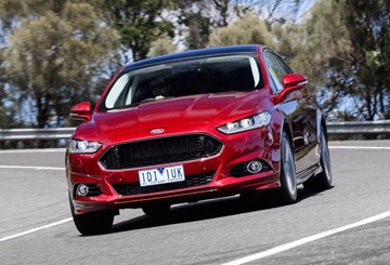 2016 Ford Mondeo - Hatch