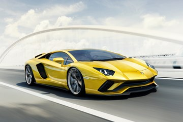 Lamborghini Unveils 2017 Aventador S, Oz Prices Confirmed