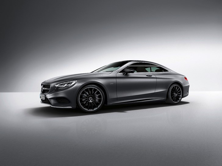 """2017 Mercedes-Benz S-Class Coupe """"Night Edition"""""""