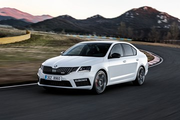 2017 Skoda Octavia vRS: More Power, More Tech, More Czech
