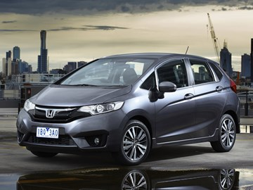 2016 Honda Jazz - Review