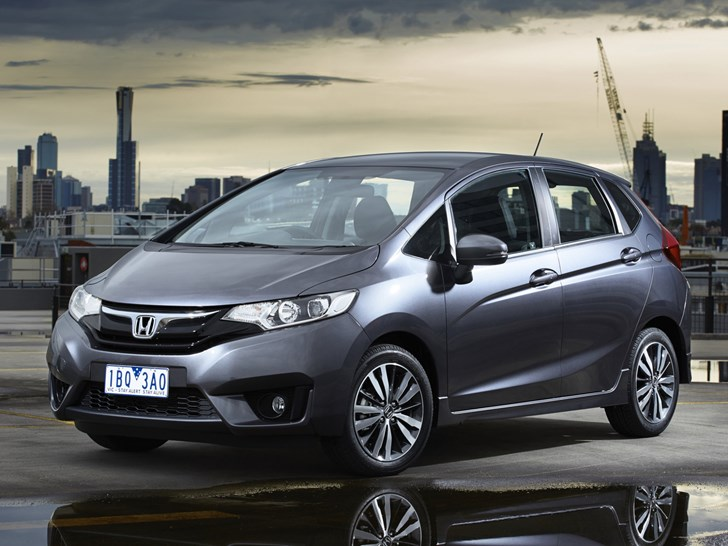 2016 Honda Jazz - Review