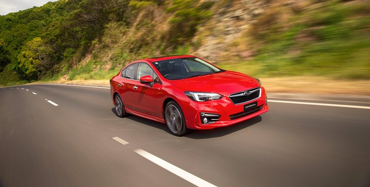 Subaru Axes Servicing Costs, 2017 Impreza To Benefit