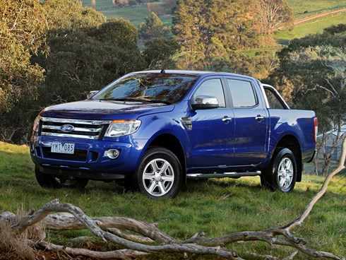 Ford's Territory & Ranger Recalled: Faulty Auto 'Box