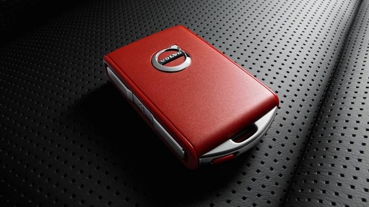 Volvo Introduces 'Red Key' Valet Key Option