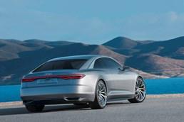 Audi's Q8 e-tron Concept Coupe SUV Teased
