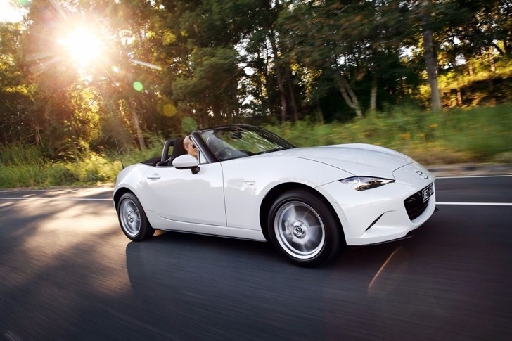 2016 Mazda MX-5 - Review