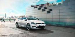 Volkswagen Reveals Updated Golf R, More 2017 Versions