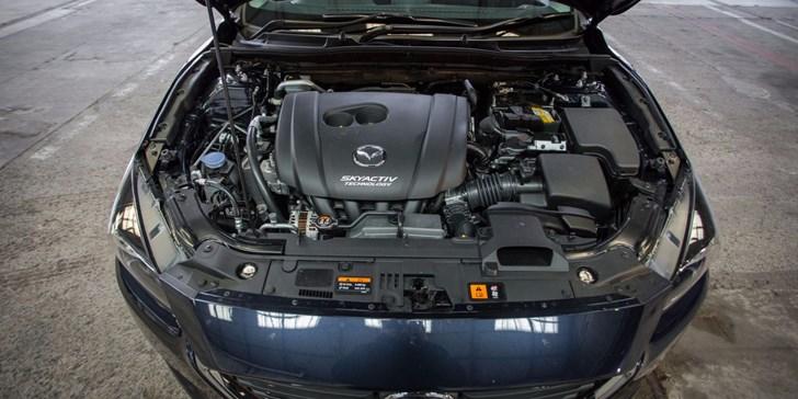 2017 Mazda 3 Engine >> Review 2017 Mazda3 Review