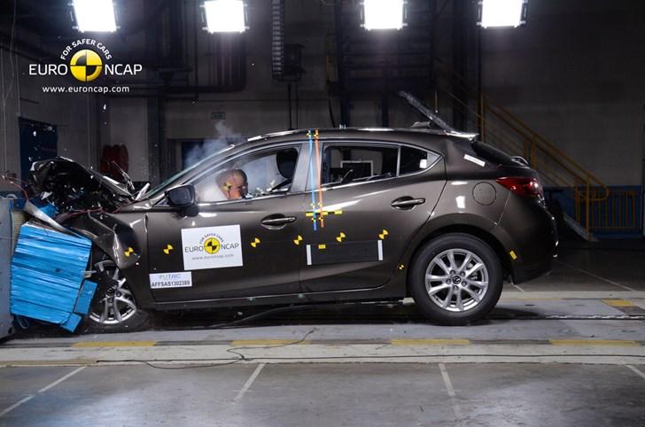 2017 Mazda3 Hatch