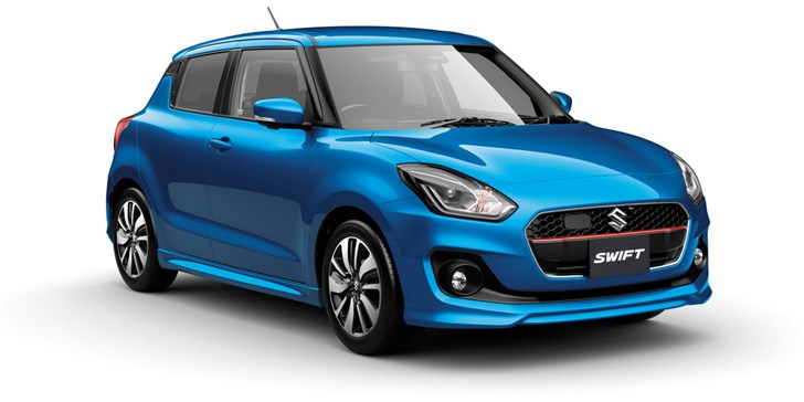 2017 Suzuki Swift Released: Smarter, Sleeker, Swifter