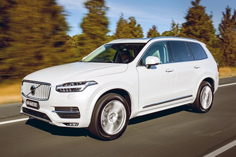 2016 Volvo XC90 - Review