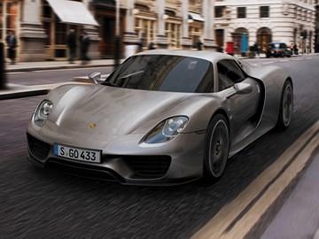 Porsche 918 Spyder Recalled For Suspension Issue