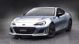 Subaru Previews Warmer BRZ STI Sport