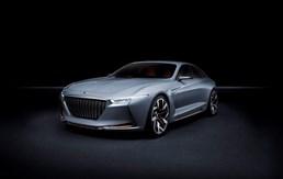 Genesis' Sporty Compact Sedan May Look This Good