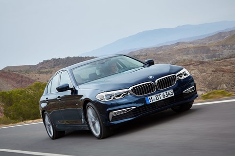 2017 BMW 5-Series - First Impressions