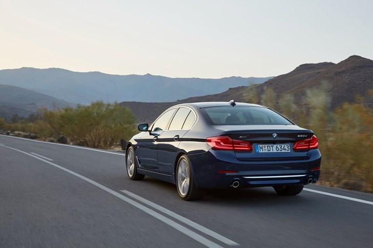 2017 BMW 5-Series - First Impressions