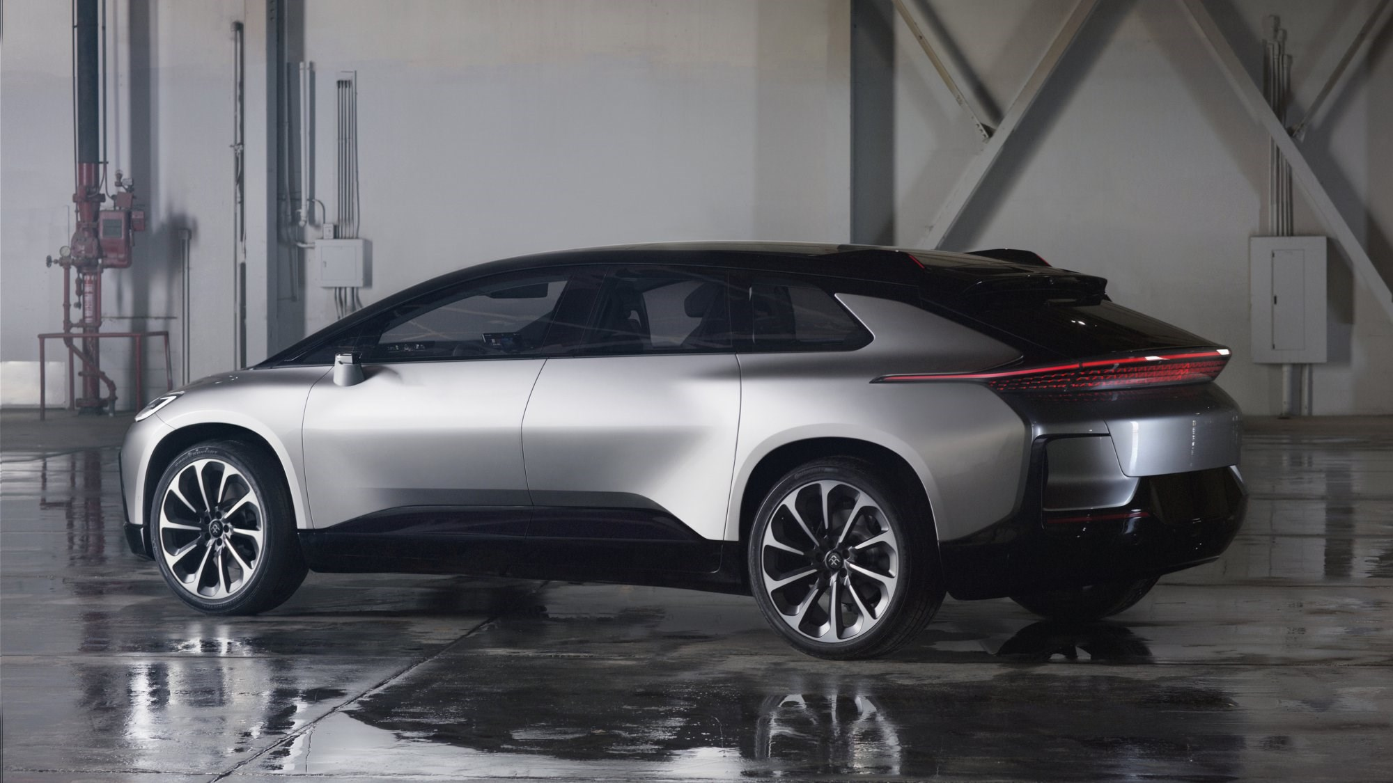 Faraday Future FF91: Ultimately, Nothing At All Thumbnail