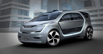 Chrysler To Unveil Portal Concept EV At CES 2017