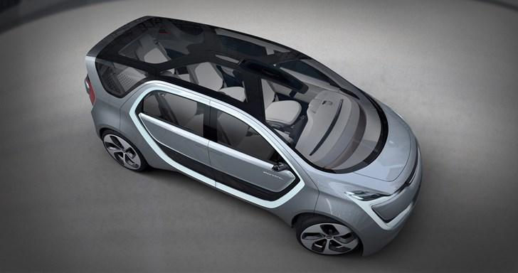 Chrysler To Unveil Portal Concept EV At CES 2017