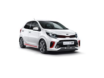 Kia Reveals All-New Picanto Ahead Of Geneva Debut
