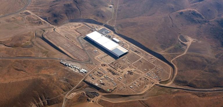 Tesla's New Gigafactory Goes Live
