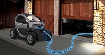 Renault's Got An Open-Source Twizy, And Smart Socks?