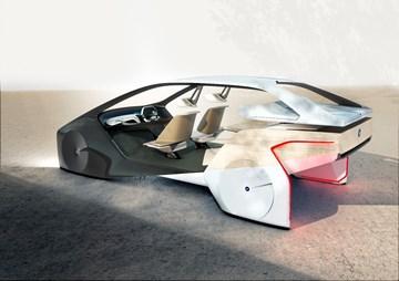 2017 BMW i Inside Future Concept - CES