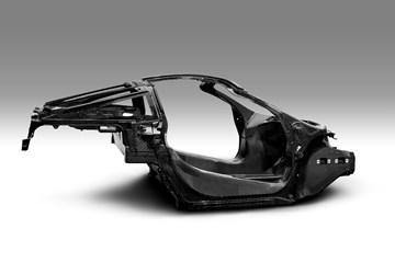 McLaren Reveals Monocage II For 650S Successor