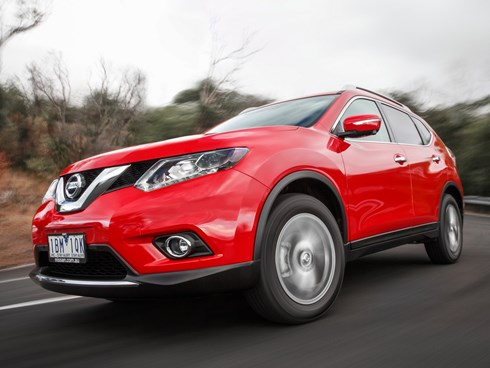 2017 Nissan X-Trail - Review