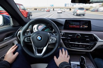 40 Self-Driving BMWs To Hit Public Roads This Year