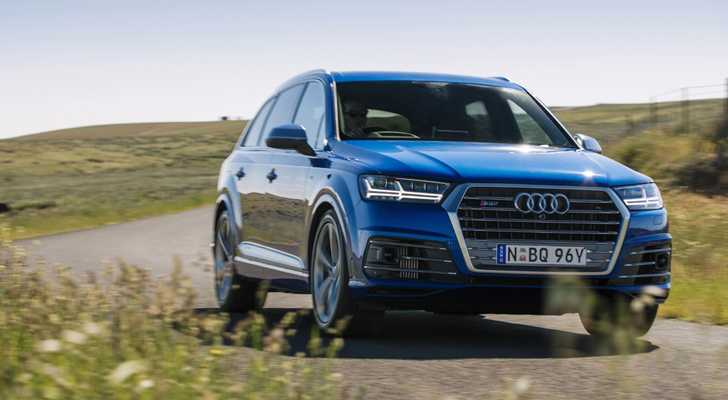 Audi Sq Latest Prices Best Deals Specifications News And Reviews - Audi sq7 price