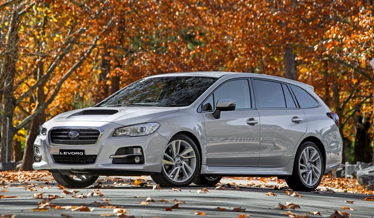 2017 Subaru Levorg - Review