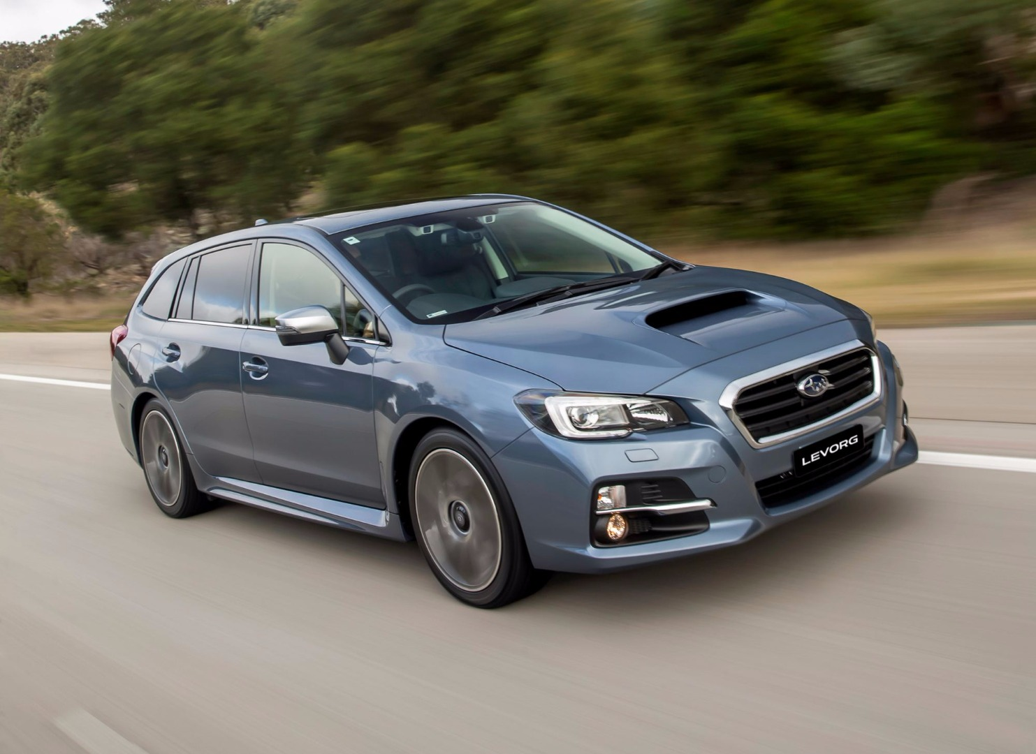Review 2017 Subaru Levorg Review