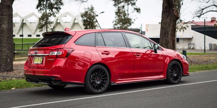2017 Subaru Levorg - Review