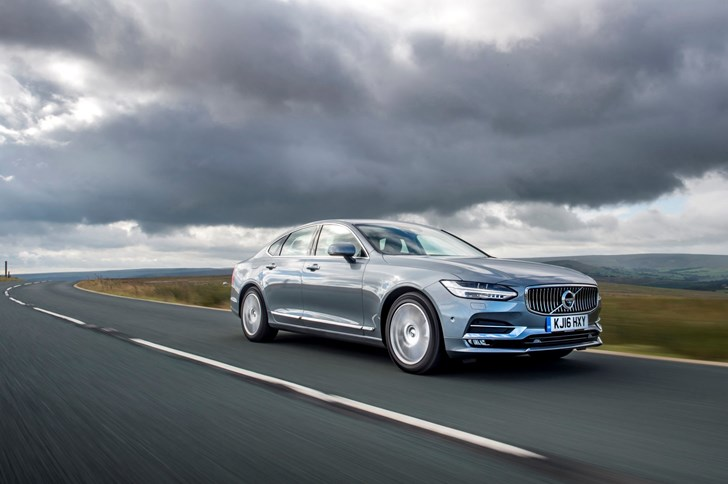 2017 Volvo S90 - Review