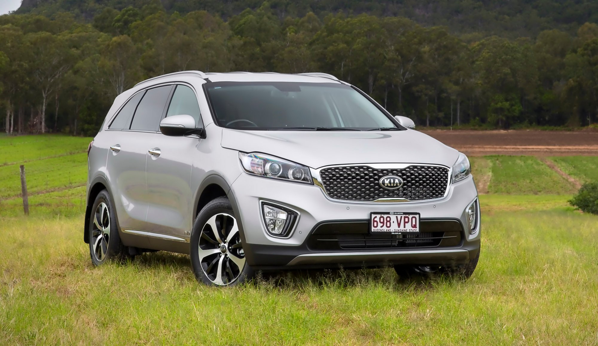 Review 2017 Kia Sorento Review